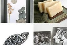 Etsy Treasuries  / by Sticks and Stones Gallery