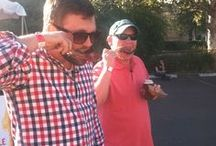 Meatopia TX / We took a trip down to San Antonio to introduce meat-lovers to bison and ask them to Flip the Bird!