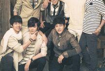 Infinite (인피니트) / Kim Sunggyu, Jang Dongwoo, Nam Woohyun, Lee Howon, Lee Sungyeol, Kim Myungsoo, Lee Sungjong