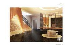 Konut - Villa - Daire / www.tepelimimarlik.com  Home Design - interior architecture