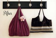 Craft Ideas Bags, Purses & Wallets To Make / Interesting bags, purses and wallets to sew up and use. / by Lena Tibballs