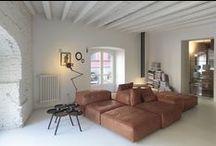 LIVING DIVANI ■ NOORT interieur / Living Divani - Elegant chic, luxe interieurs.