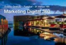 Eventos Marketing Digital 360 / Eventos sobre Marketing Digital realizado em vários locais do país, ao longo de 2014. Guiados por Vasco Marques. Os nossos eventos têm a particuliaridade de serem (salvo raras excepções) transmitidos em direto através do YouTube. Saiba mais em http://marketingdigital360.net/blog/