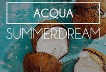 Summer lifestyle / Praia / Verão / #modapraia #fashion #beachwear #summer #lifestyle http://instagram.com/dechellesacqua vendas@dechelles.com.br