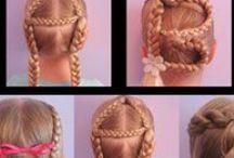 A10 Μαγδαληνη Χτενισματα / Magdalini hairstyles