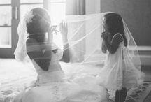Rêves de blanc / J'aime les mariages! - des moments tellement  merveilleux et inoubliables. J'aime tous ces détails, ces éclats de rire, ces larmes de joie aussi...  / by vanessa *BB*