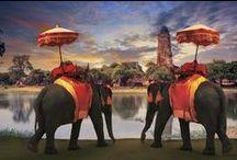 THAÏLANDE La grande découverte / Un panorama complet de la Thaïlande :  Bangkok, les merveilleux temples khmers de Pimaï et de Prasat Phanom Rung, Ban Chiang classé au Patrimoine Mondial de l'UNESCO. Vous visiterez les vignobles de la région de Loei et logerez dans un hôtel flottant situé sur la rivière Kwaï.