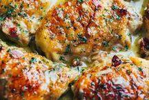 Chicken / Chicken Meals! Bawk Bawk!