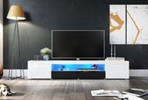 TV Boards / Lowboards / Sieht immer gut aus - auch wenn der Fernseher aus ist!