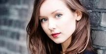 Alexandra Dowling / english actress