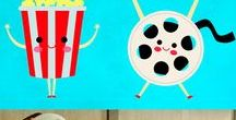 Food movies / Todos os filmes essenciais que todo interessado em comida deveria assistir. Filmes sobre gastronomia / culinária / comida para te inspirar na cozinha. Com receitas relacionadas!  Veja o post completo aqui: http://bit.ly/ListaFoodMovies