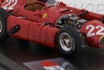 Modellismo ferrari F1
