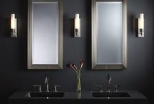 Mirror & Medicine Cabinet