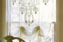 IMPETUS Window & Curtain Idies 1 of 2 / window dressing ideas and how-tos / by karen campbell