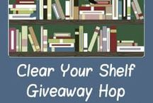 Book Promotions & Giveaways