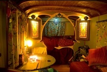 Whimsical interiors / Interiors