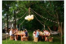 Summer Time Parties!!! / Sweet Summer Party Ideas!