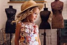 Trendsetting Little Girls / Beautiful young girls fashion  / by Li'l Zippers