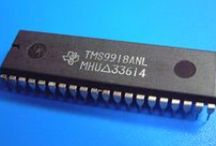 Texas Instruments TMS9918 VDP / Computers, consoles, graphics, games, projects, ads, and more stuff around this great Video Display Controller  / by Mortimer TMS