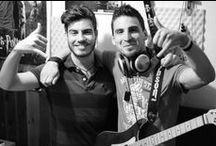 Amazing recording session with MARK / Luglio 2013 | Lycan Records Studio
