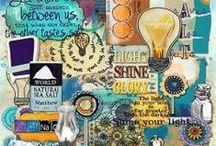 GDS: Art Journaling/Mixed Media