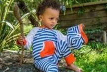 Trendsetting Little Babies / Bright & Funky Baby clothes i love baby clothes   / by Li'l Zippers