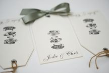Wedding Stationery / Wedding stationery - wedding invites