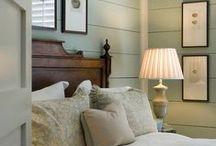 Bedrooms/Bedding / by Susanne Back