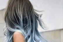 Amazing Technicolor Dream Hair / good unnatural hair colors