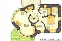 Straw bale house plans / We're soon building our own straw bale house