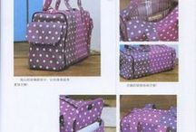 couture sac pochette et diy / couture