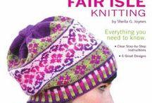 Knitting/Crochet / håndarbeid