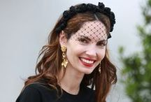 Celebrities -  Famosas / Algunas celebrities llevan nuestras joyas :)