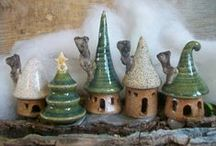 Crafts: Clay and pottery