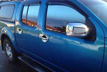 Car window tinting / Car window tints