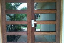 Home house residential tinting gold coast / After tinting view