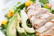 salads / lunch ideas