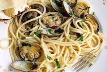 pasta / recipes for dinner