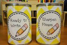 W klasie / Klasowe inspiracje