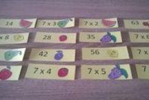 Tabliczka mnożenia / Rymowanki do nauki tabliczki mnożenia