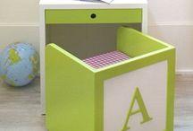 Wooden Toys & Kids Furniture