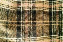 Tweed We Love / Tweed tweed tweed... You can never have enough. See our favourite colours and textures all in one place! Some will even be featured in our garments.