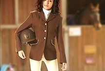 Equestrian Fashion / Equestrian fashion is the key country look, whether you're in the stable or out on the street. Be sure to look like an equestrian wherever you are!
