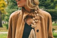Autumn Trends / The latest in Autumn fashion straight from the catwalk plus our favourite trends from the high street.