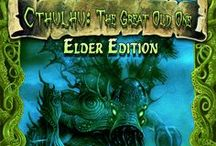 Cthulhu: The Great Old One (Elder Edition)