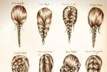 Hair Inspiration / Hair styles/ colours I like