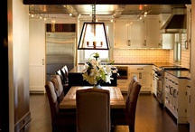 Tablescapes & Kitchens