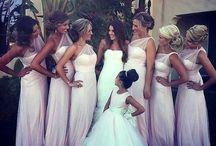 I'm a bridesmaid :)