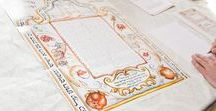 Ketubah ideas / Creative wedding ketubahs / ketubot