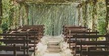 Garden Weddings / Creative ideas for Garden Theme Weddings